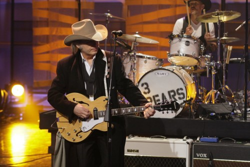 Dwight Yoakam Is Back On Top